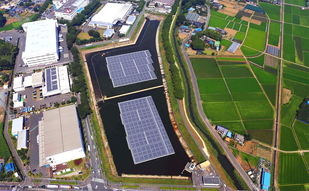 planta fotovoltaica flotante mas grande