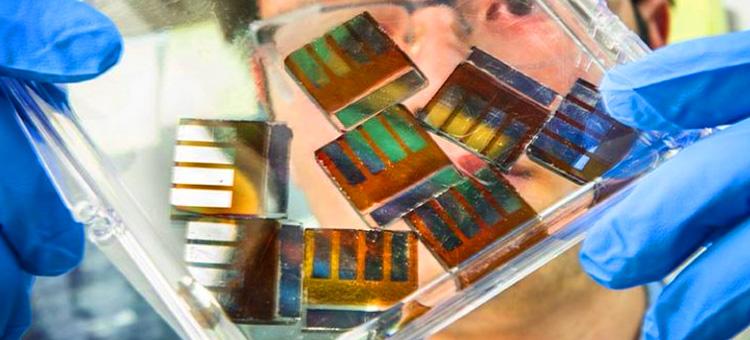 células solares fotovoltaicas de tercera generación
