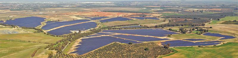 Don Rodrigo: la mayor planta solar de Europa