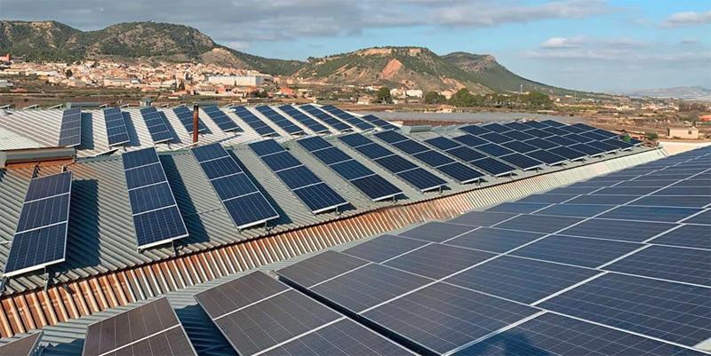 fotovoltaica para empresa agrícola