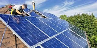 nuevo panel solar