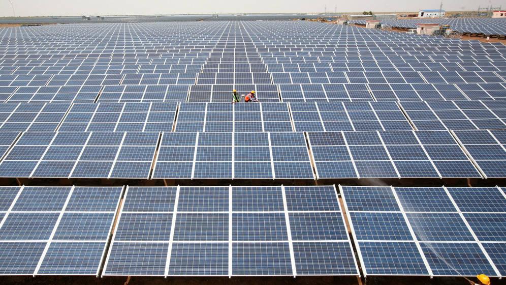 planta fotovoltaica innovadora