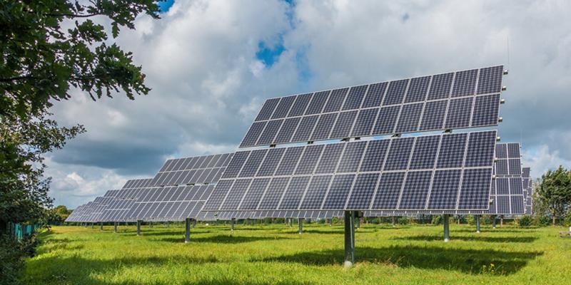 plata en energía fotovoltaica