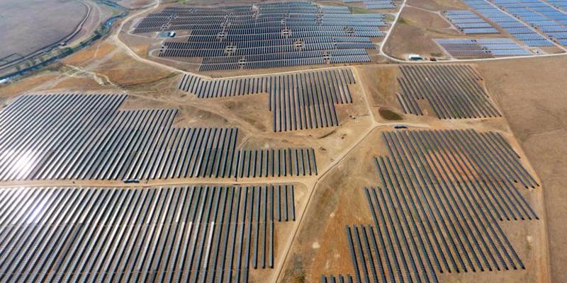 planta fotovoltaica La Solanilla