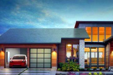 Alquilar paneles solares de TESLA