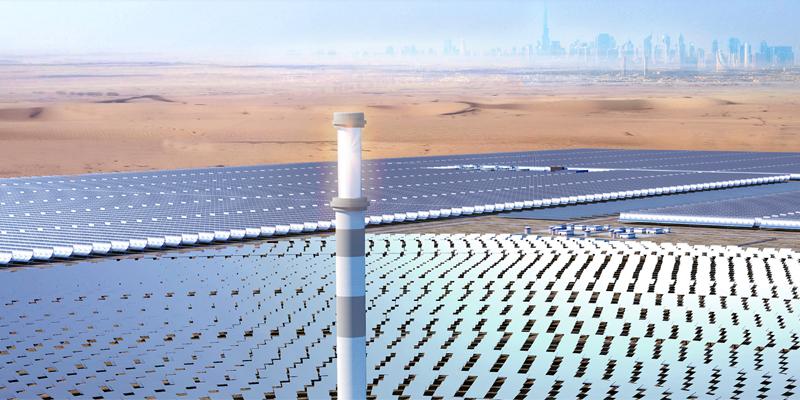 torre solar térmica