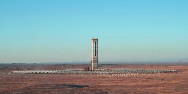 energía termosolar en Chile