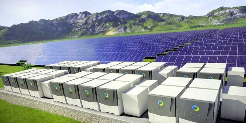 almacenamiento fotovoltaico