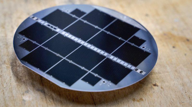 investigación en fotovoltaica