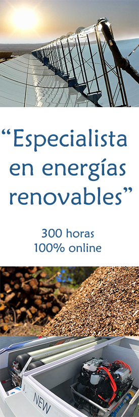 curso de especialista energias renovables