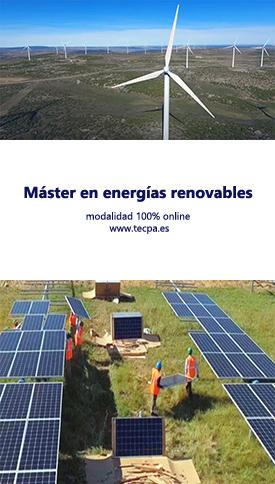 master online en energías renovables